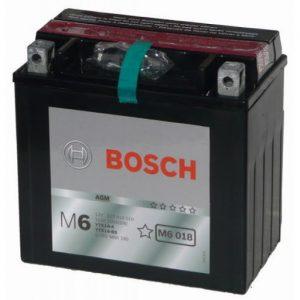 Μπαταρία μοτοσυκλέτας bosch ytx14-bs M6018 με 200 αμπέρ εκκίνησης