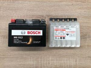 Μπαταρία μοτοσυκλέτας bosch ttz12s-bs M6012 με 200 αμπέρ εκκίνησης
